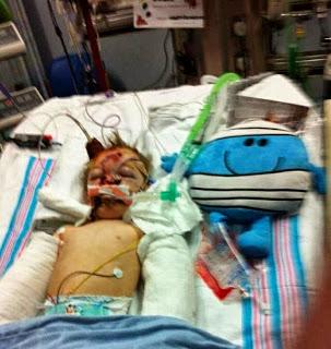 3 - Jack in hospital