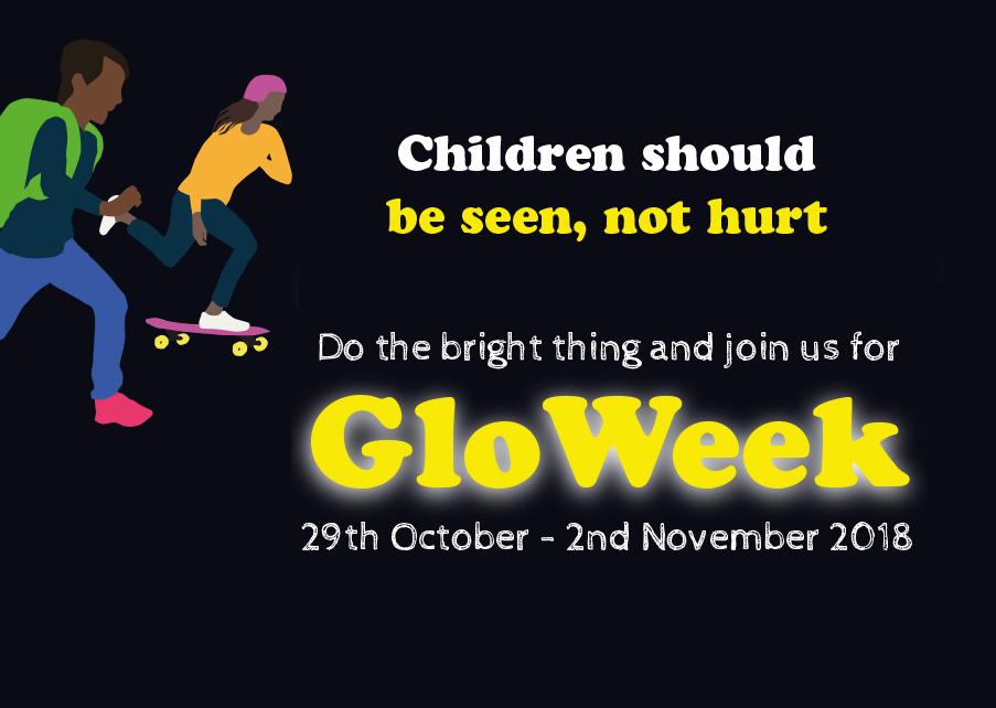 GloWeek website banner image