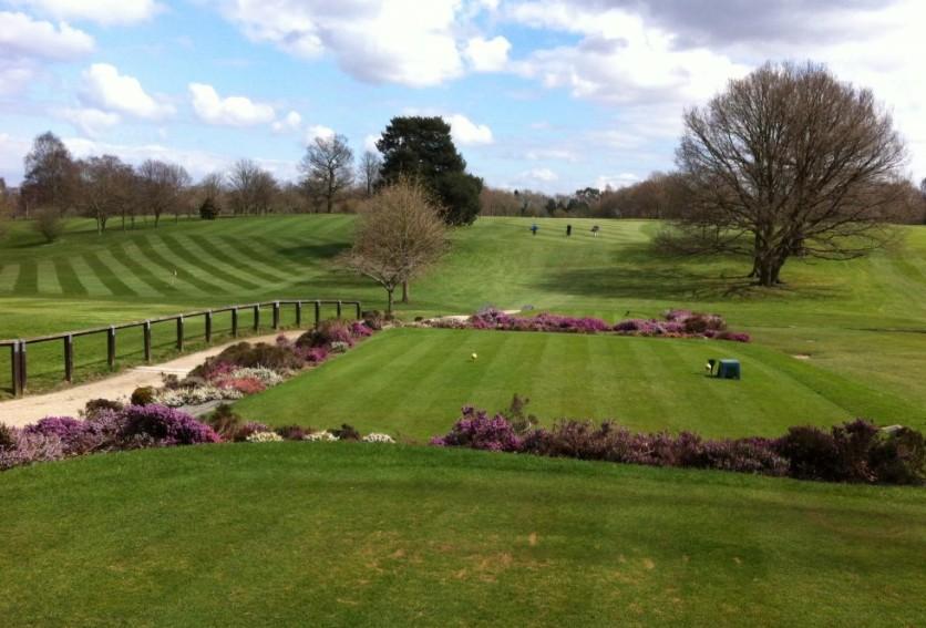 olton golf course