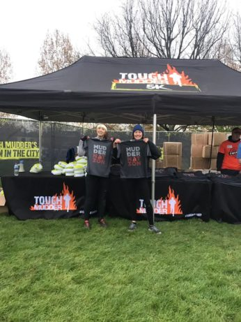 Tough Mudder BBK