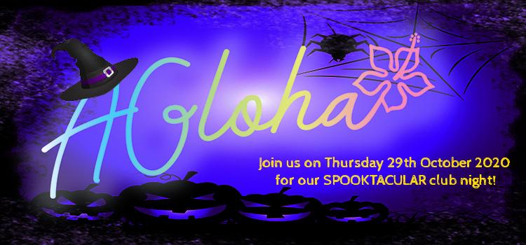 Agloha banner Halloween addition!