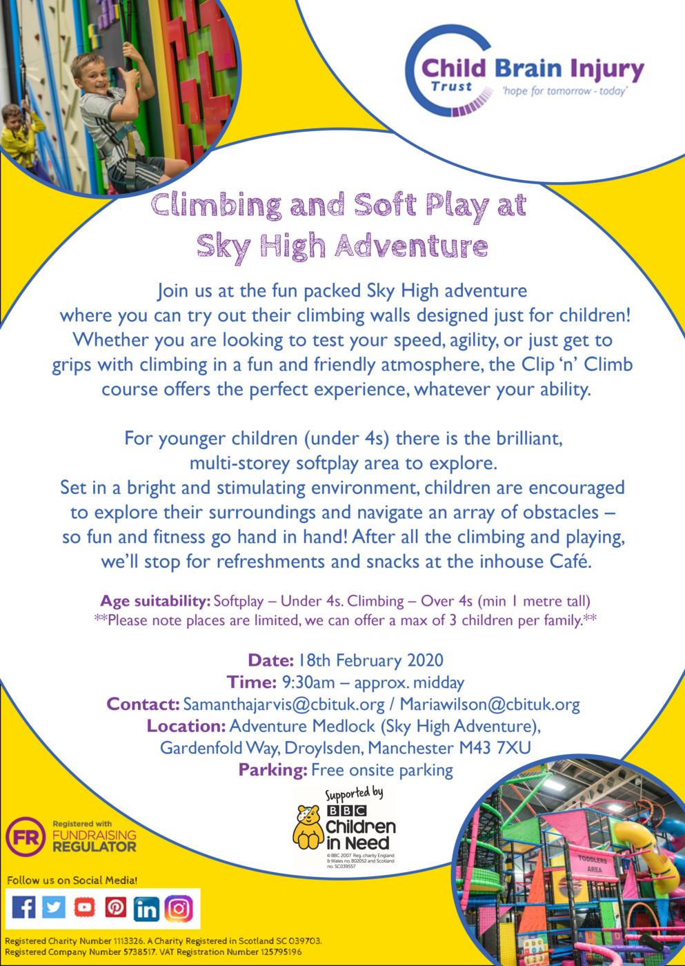 Sam and Maria - Soft Play Event