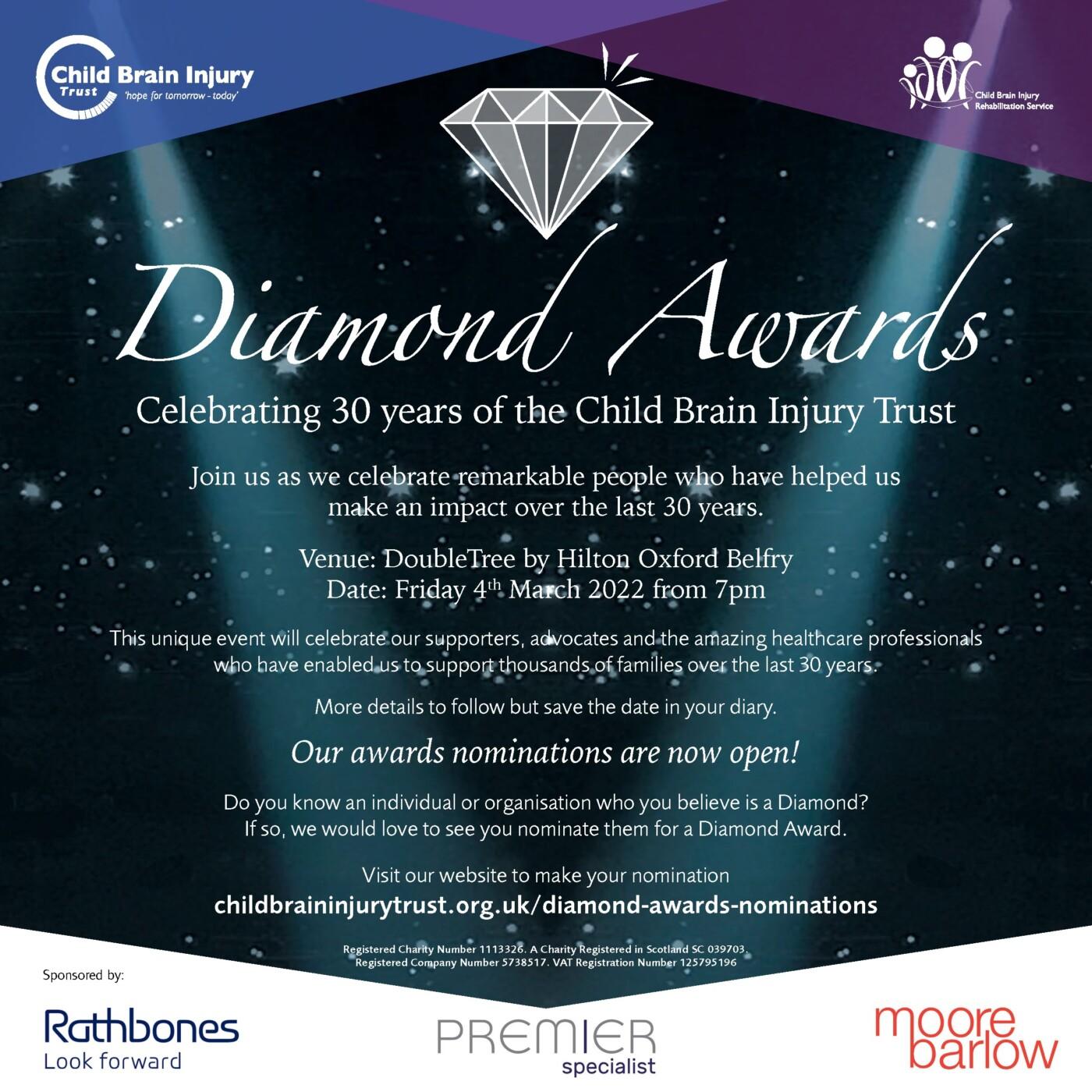 Diamond Awards!